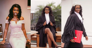 Adwoa A Amoako Adjei, Lawyer