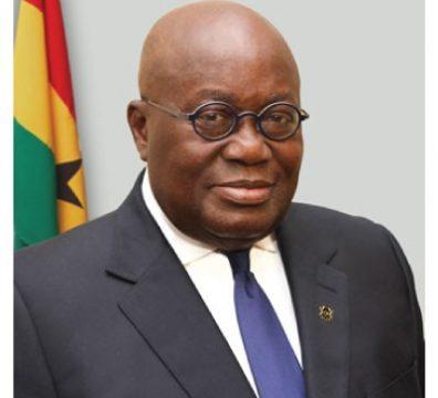 Akufo-Addo is still in Ghana; not flown out