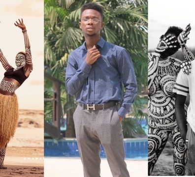 Oscar Awuku: Young Ghanaian Artist Who Got Inspired By Spider Webs