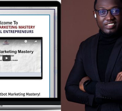 Dominic Andoh: Meet The Brilliant 26-Year Old Ghanaian Entrepreneur, Who Developed A Free  Virtual Training Platform To Help Small Business Owners Operate Online