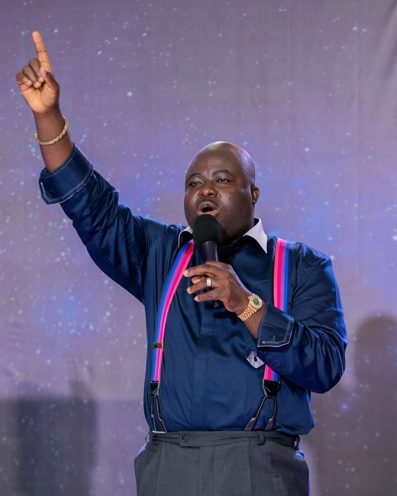 Prophet Akwasi Agyeman Prempeh