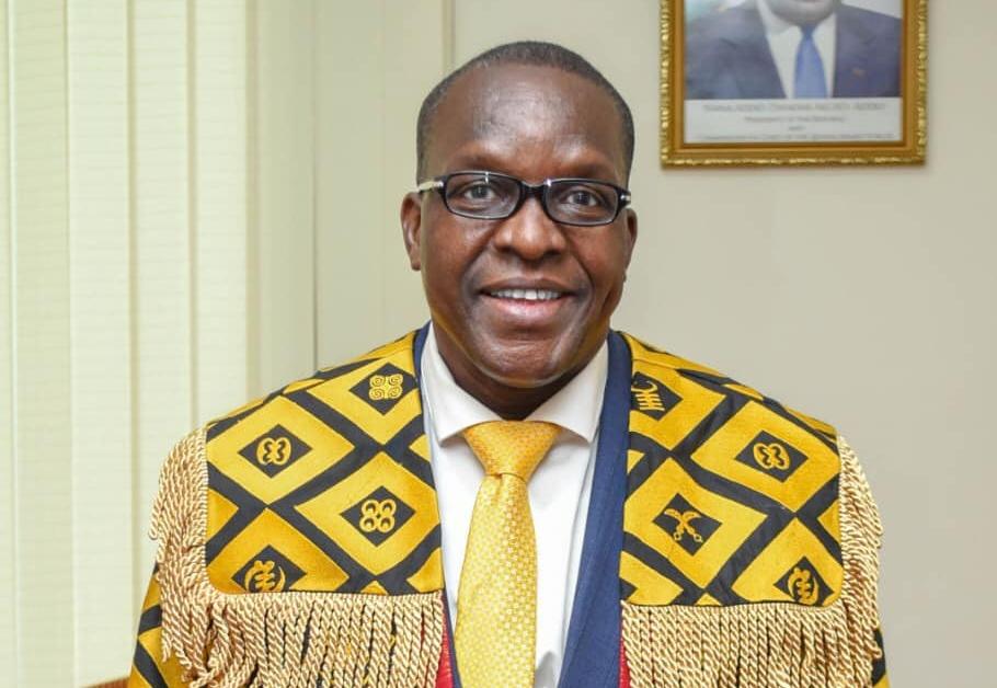 Alban Bagbin (Speaker of Parliament, Ghana)