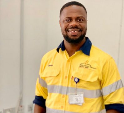 Ing. Steve Adjei-Laryea: Son Of A Chainsaw Operator Becomes An Engineer