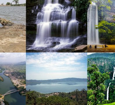 CELEBRATING WORLD WATER DAY: 6 GHANAIAN WATERBODIES TO VISIT