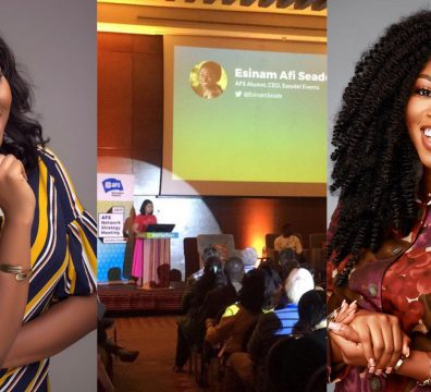 Esinam Seade: A Rising Star Among Public Speakers in Ghana and Africa