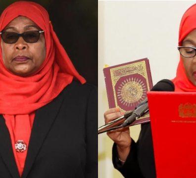 MEET SAMIA SULUHU HASSAN, TANZANIA'S FIRST FEMALE PRESIDENT