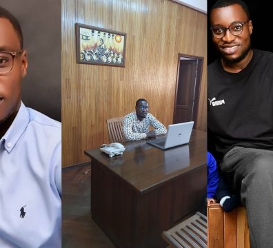 MEET OPPONG CLIFFORD BENJAMIN: FROM UNEMPLOYED GRADUATE TO SELF-MADE CEO
