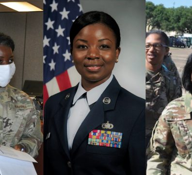 FROM AGONA SWEDRU TO THE UNITED STATES CONGRESS: THE STORY OF SENIOR MASTER SGT. EVA APPIAH
