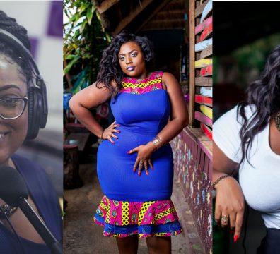 POPULAR GHANAIAN PRESENTER AJ SARPONG SHARES HER JOURNEY TO STARDOM