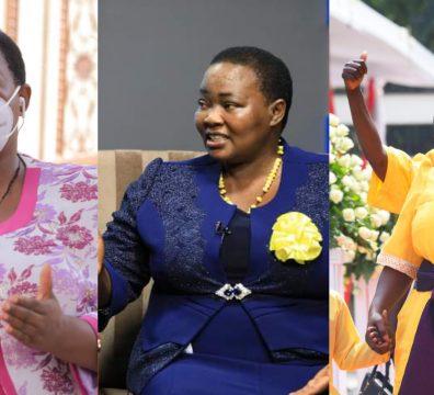 From Secondary School Teacher To 1st Female Prime Minister of Uganda, Meet Rt. Hon. Robinah Nabbanja
