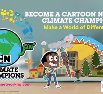 Cartoon Network Launches Climate Champion, An Initiative To Equip Kids To Fight Climate Change