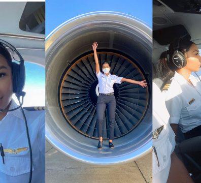 Meet Bimbo Ajibola, The Nigerian-South African Pilot Warming Hearts