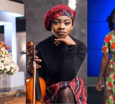 Meet Naana Ohui Osabutey, The Self-Taught Violinist