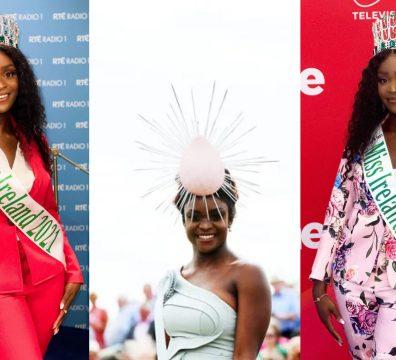 Meet Scientist Pamela Ashley Uba, The Nigerian Miss Ireland 2021