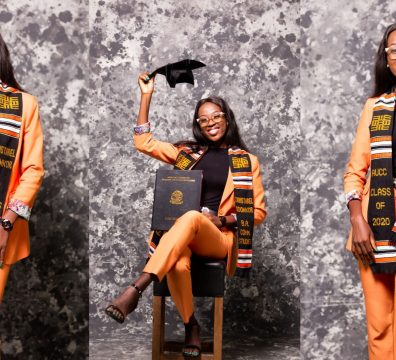 Christabel Odonkor: From A Turbulent Childhood To A Successful Graduate