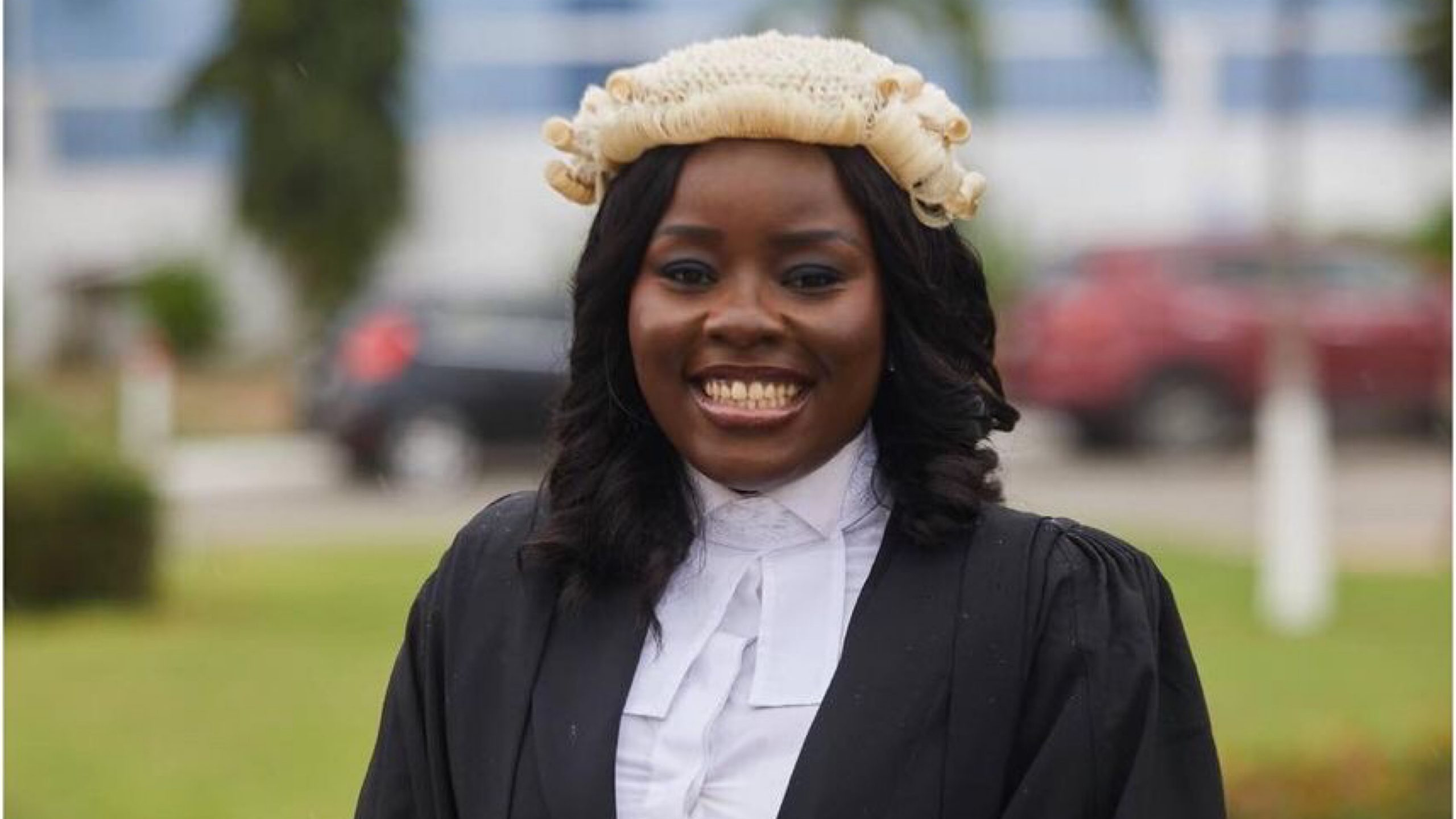 Meet Christine Ofosu-Ampadu, Ghanaian Lawyer Called To The Bar In 3 Different Countries