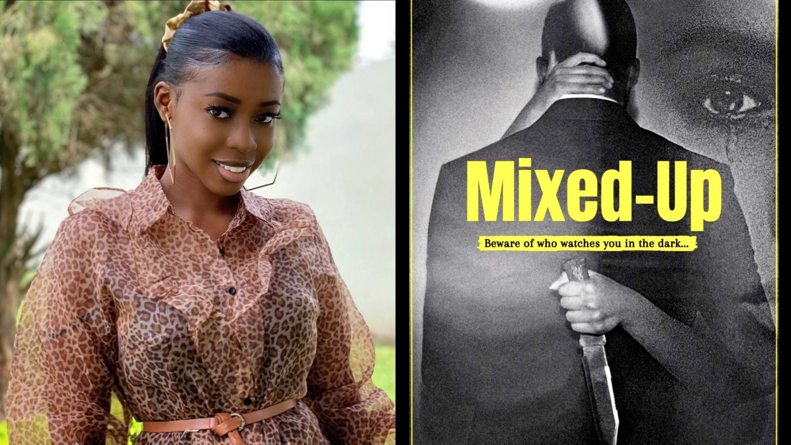 'Mixed Up' – Adwoa A. Amoako Adjei's Writing Debut